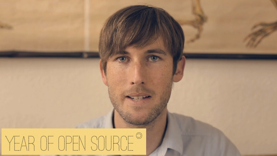 Year of Open Source: Interview with Sam Muirhead, Berlin, Germany