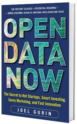 """Open Data Now"": an inspiring reading for Open Data entrepreneurs @ New York, USA"