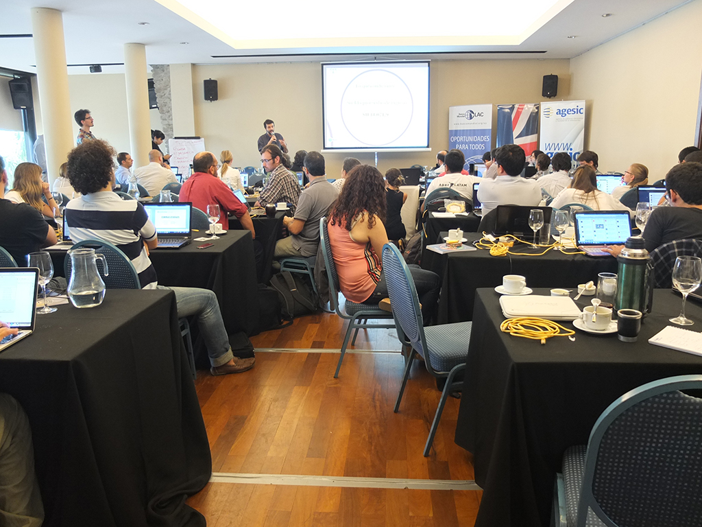 DataBootcamp 12th-14th March @ Montevideo, Uruguay