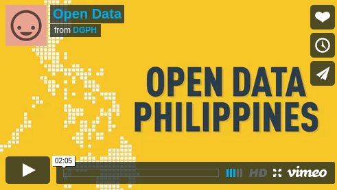 Open Data in the Philippines: Best practices from disaster relief and transportation mapping