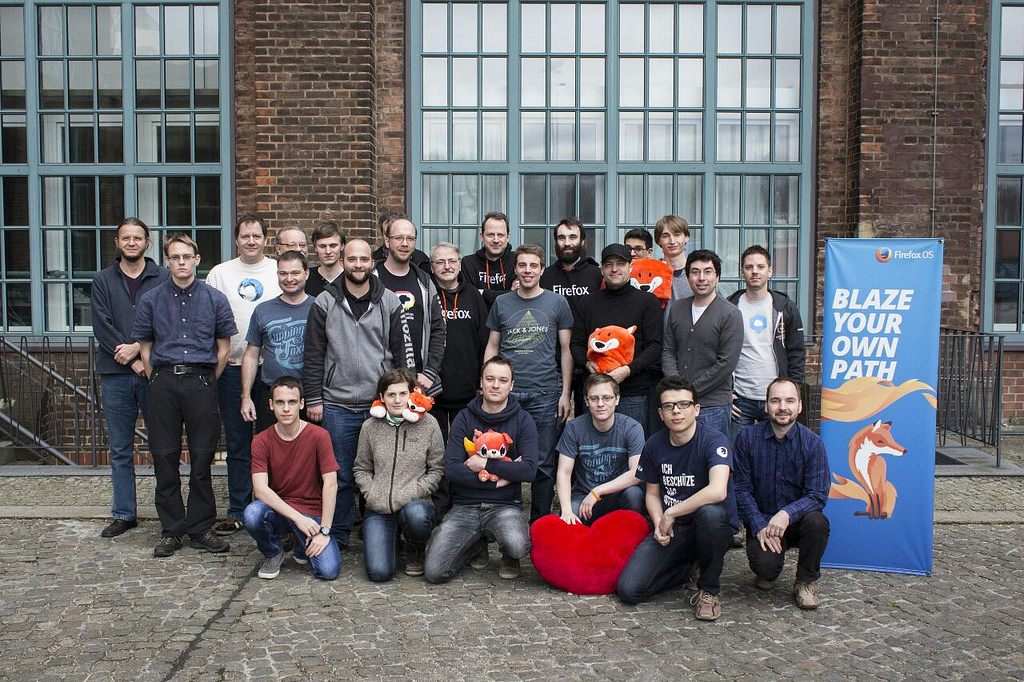 Mozilla German-speaking Community Meetup 2015 in Berlin