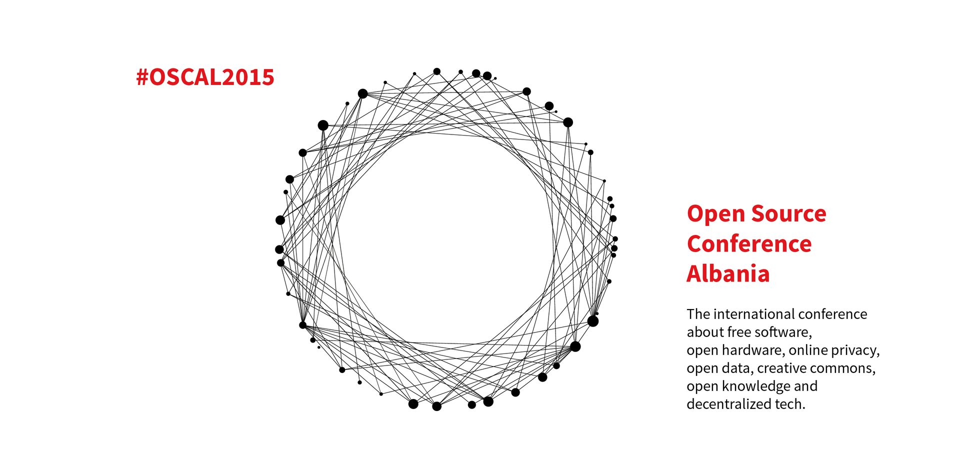 Open Source Conference Albania, OSCAL 2015
